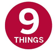 9 Things Icon