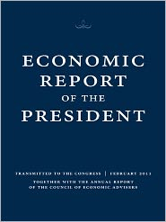Economic Report of the President - Cover