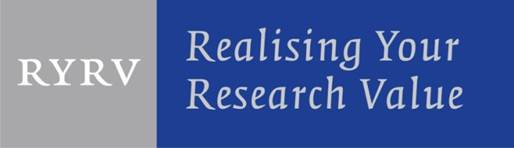 Realising Your Research Value logo
