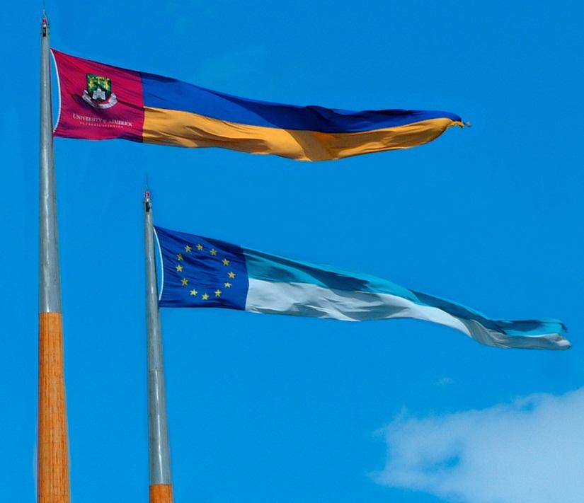EU and UL Flags