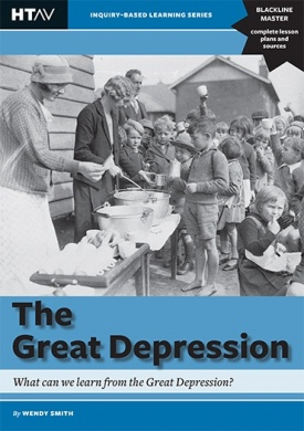 The Great Depression bookcover