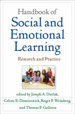 handbook of social and emotional learning book cover