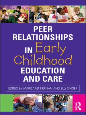 peer relationships book cover