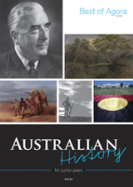 Australian History bookcover