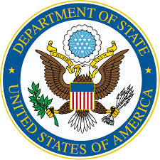 Logo of the State Department of the United States of America
