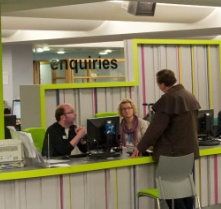 Enquiry Desk