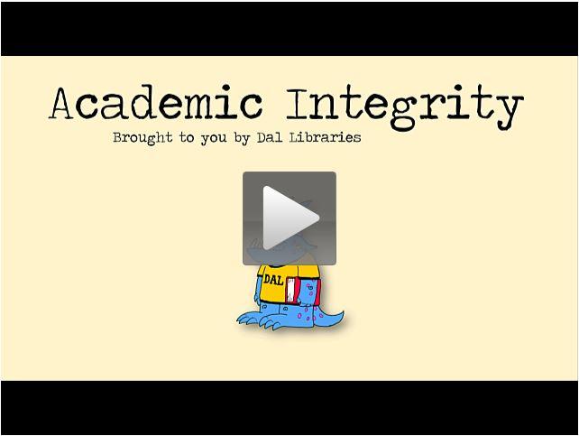 APA Style: Academic Integrity