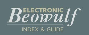 Logo for Electronic Beowulf