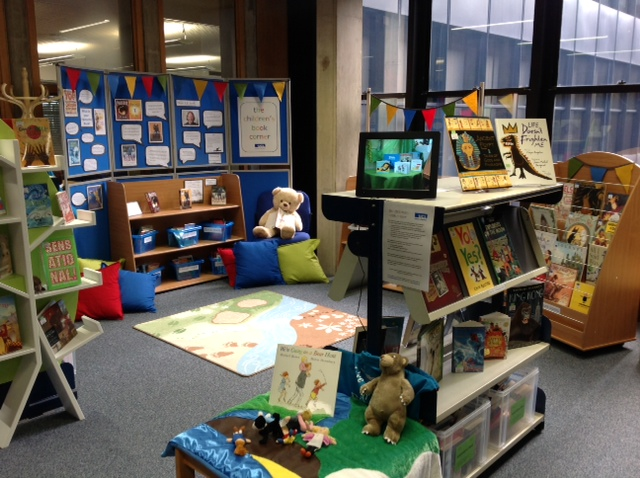 Picture of Children's Book Corner