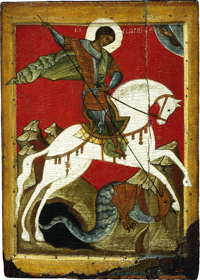 St. George Slaying the Dragon