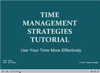 Time Managment Strategies Tutorial