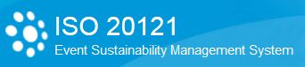 ISO 20121 logo