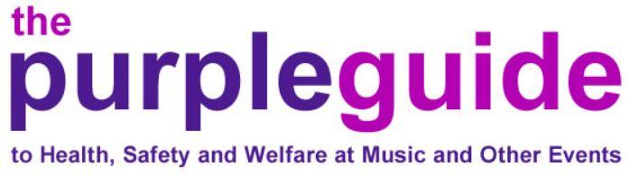 Purple Guide logo