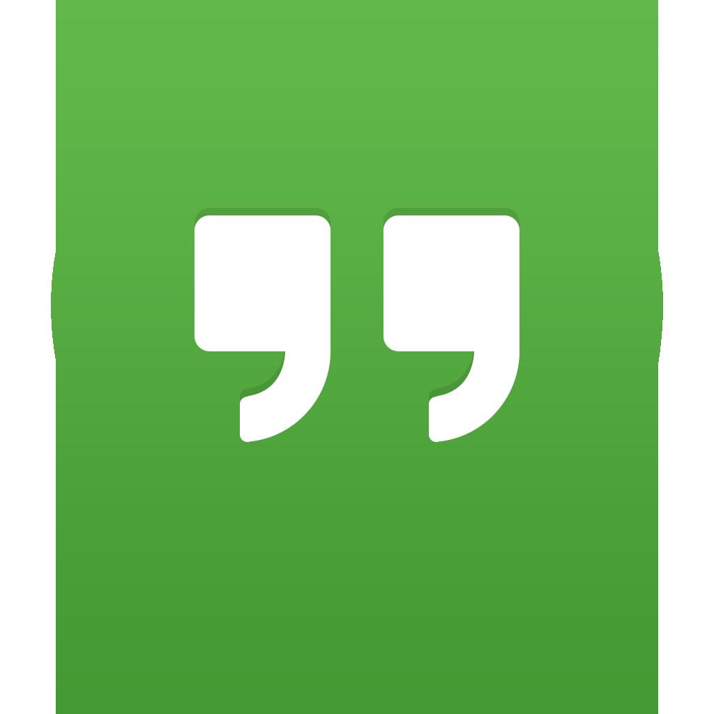 google plus hangout logo