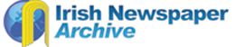 Logo of Irish Newspaper Archive