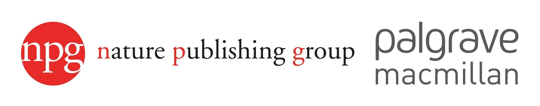 npg Nature Publishing Group Palgrave Macmillan logo