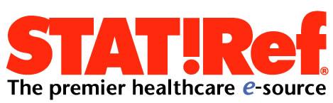 Stat!Ref: The premire healthcare e-source logo