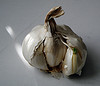 Garlic (posted by Eva the Weaver @ Flickr)