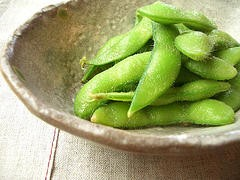 Soybeans (posted @ Flickr by Kanko*)