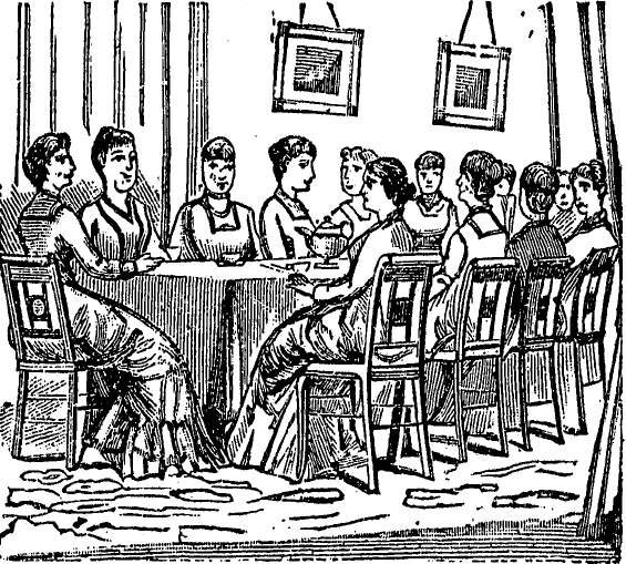 women's table