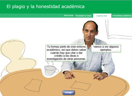 """Tutorial """"El plagio y ls honestidad académica"""""""