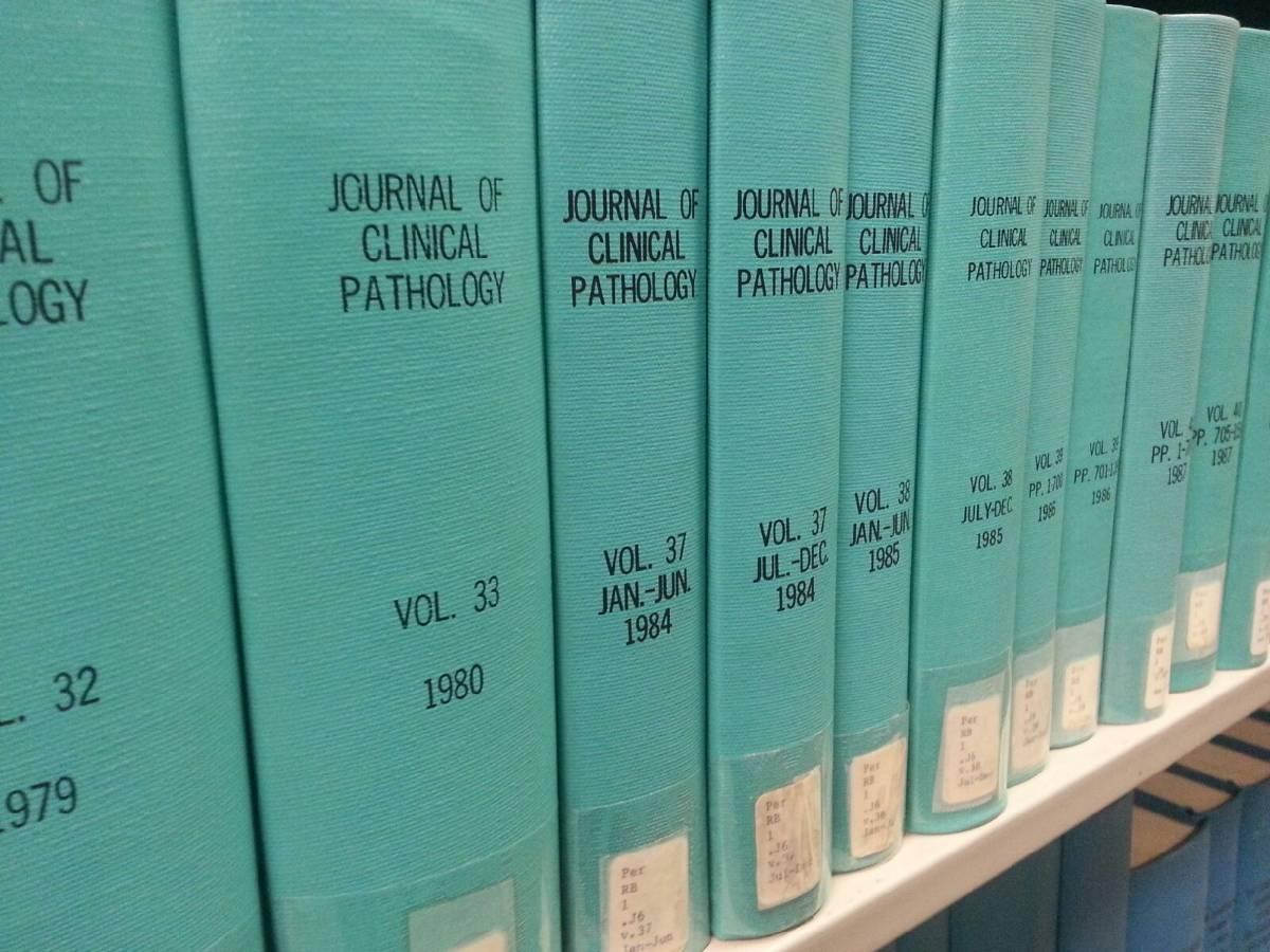 Pathology books