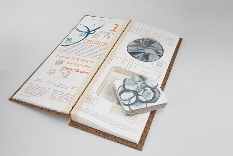 Artists' book by Corcoran graduate students