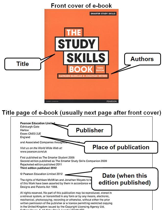 Example ebook