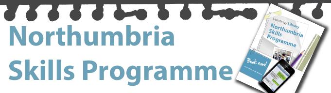 Northumbria Skills Programme Header Image