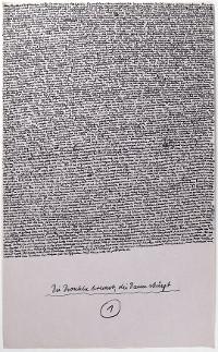 Martin Mosebach, notes