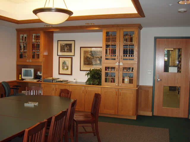 Hill Collection Room