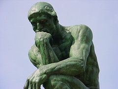 Rodin's The Thinker/Le Penseur