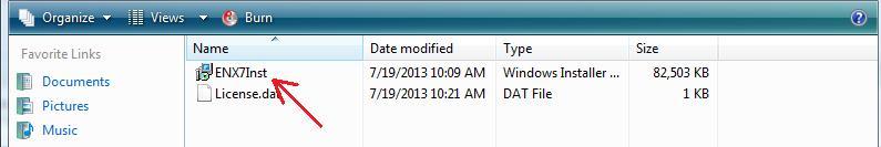 endnote folder