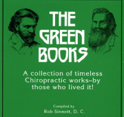 The Green Books - Book Cover