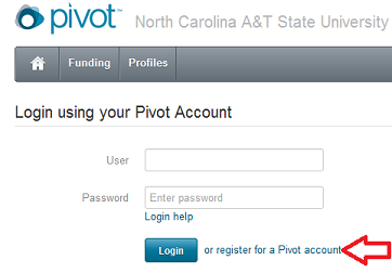 Pivot Account Link