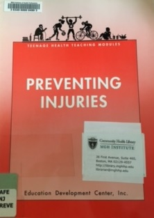 Preventing Injuries Book