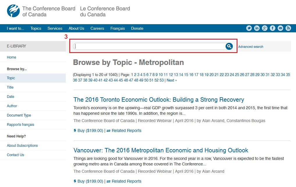 screenshot type city of interest into search box