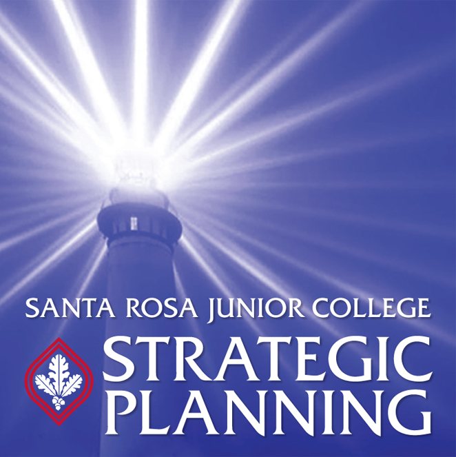 SRJC Strategic Planning Logo
