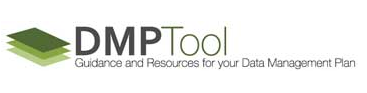 DMP tool logo: guidance adn resources for your data management plan