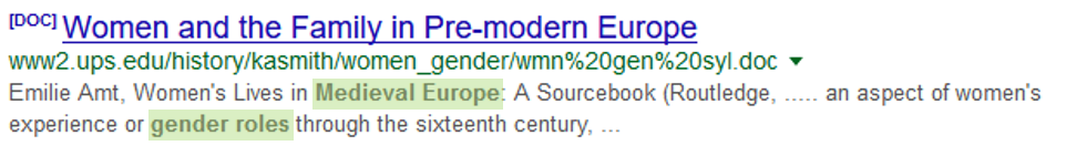 phrase search
