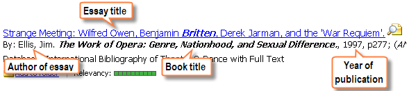 book citation