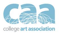 Image: College Art Association logo