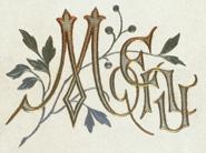 Decorative image of Menu title