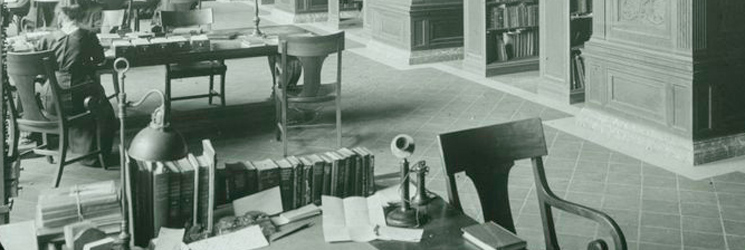 New York Public Library in 1911