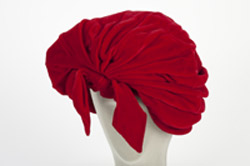 Image of hat from Fashion Collection