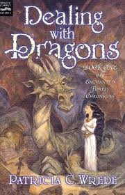 Dealing with Dragons book cover