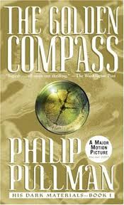 The Golden Compass book cover