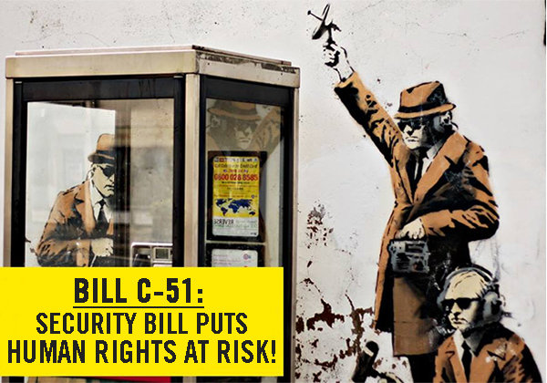 Amnesty - Bill C-51 and Human Rights