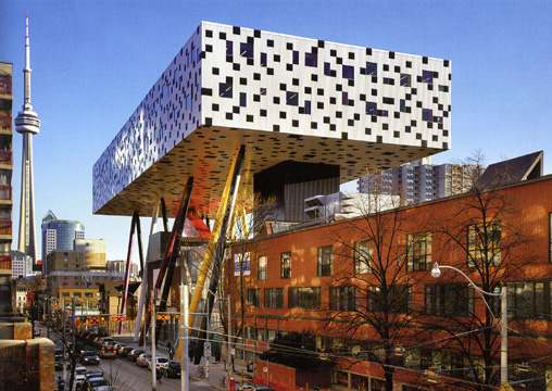 Architecture in Toronto - OCADU