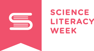 Science Literacy Week stacked logo